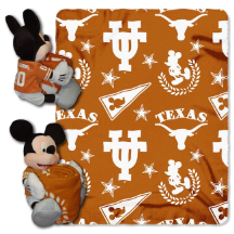 NCAA Texas Longhorns Disney Mickey Mouse Hugger