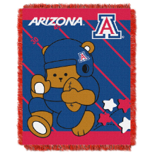 NCAA Arizona Wildcats Baby Blanket