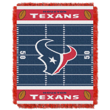 NFL Houston Texans Baby Blanket