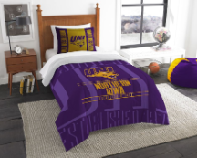 NCAA Northern Iowa Panthers Twin Comforter Set