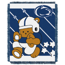 NCAA Penn State Nittany Lions Baby Blanket