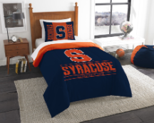 NCAA Syracuse Orange Twin Comforter Set