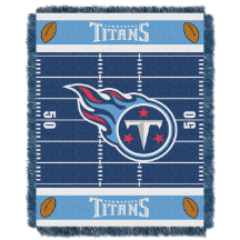 NFL Tennessee Titans Baby Blanket