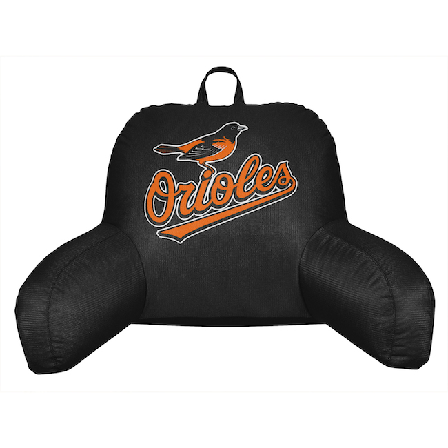 MLB Baltimore Orioles Bed Rest Pillow. Click to enlarge image(s) f32c281ef