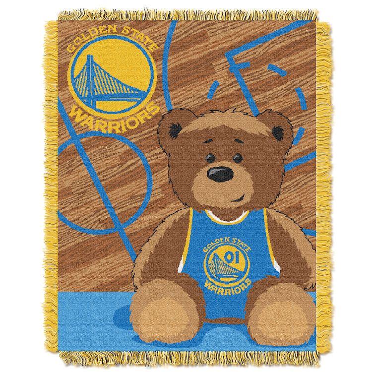 Nba Golden State Warriors Baby Blanket Buy At Team