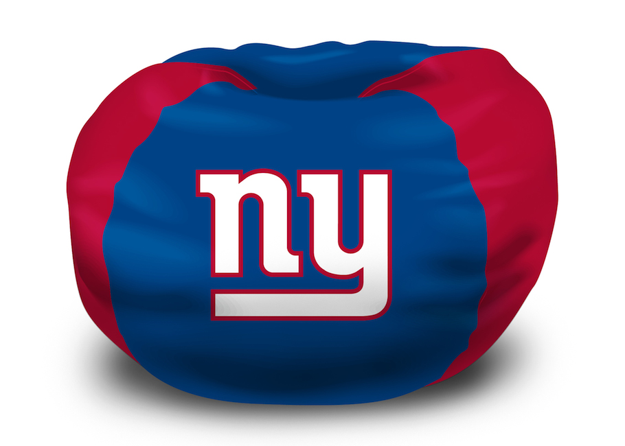 NFL New York Giants Bean Bag Chair - Buy at Team-Bedding.com