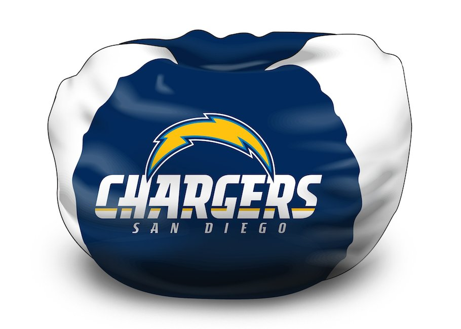 NFL San Diego Chargers Bean Bag Chair Buy At Team